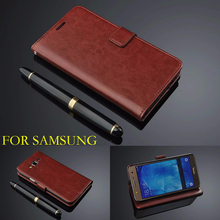 For Samsung Galaxy J7 J5 J3 A3 2017 A5 2016 A7 Cover Retro Leather Case For Galaxy S3 S4 S5 S8 Plus S6 S7 Edge Grand Prime Case стоимость
