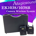 EK1038 Portable Wireless Microphone System !! EW100 EW 100-ENG G3 Bodypack Lavalier Mic For DV DSLR Camera Camcorder Interview