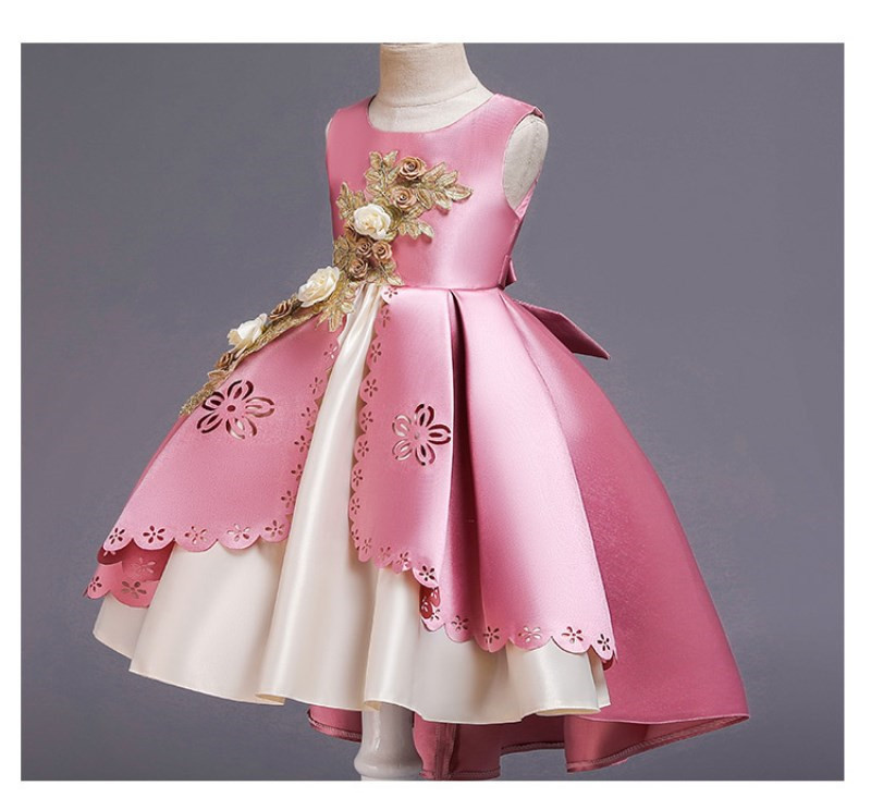 HTB13k3bX.Y1gK0jSZFCq6AwqXXa7 Girls Dress Christmas Kids Dresses For Girls Party Elegant Princess Dress For Girl Wedding Gown Children Clothing 3 6 8 10 Years
