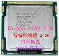Для Intel Core i5-650 двойной аэс нить 3.2 Г тактовой 1156 i5 650 cpu настольного компьютера CPU