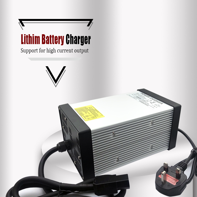 Yangtze 73V 10A 9A 8A Lifepo4 Lithium Battery Charger For 60V 64V Ebike E bike Pack