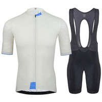 Runchita Велоспорт Джерси набор с коротким рукавом для мужчин дорожный велосипед горный MTB Pro команда набор велосипедная Одежда Майо губка утеп...