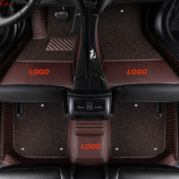 Car Believe car floor mats For land rover Range Rover Sport defender discovery 3 4 freelander 2 evoque accessories carpet rug
