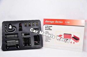 Image 3 - Modell Skala Miniaturen Garage Wesentliche Kit 1:18 (Schwarz) + KLEINE GESCHENK!!!