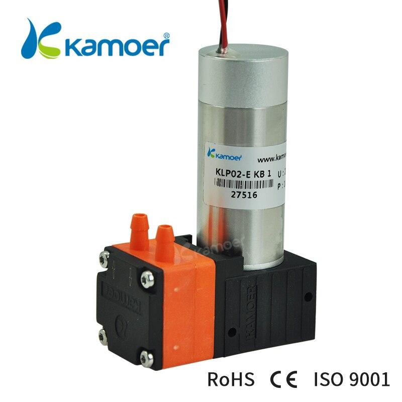 Kamoer KLP02 Diaphragm Water Pump 24V brushless DC Motor Used For Experiment Liquid dispensing Inkjet Medical