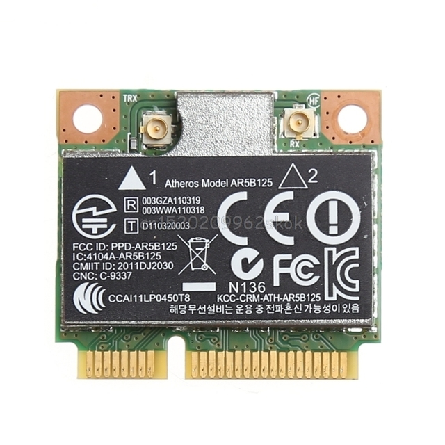 ATHEROS AR5B125 WIRELESS DESCARGAR CONTROLADOR