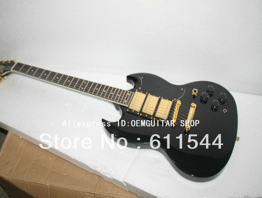 Delighted Boiler Diagram Huge Dimarzio Pickup Wiring Color Code Rectangular Bulldog Alarm Systems Adding Electrical Circuit Old Wiring A Breaker Box Diagram FreshHow To Add A New Circuit Black SG 24 Frets 3 Pickups Electric Guitar Gold Hardware New ..