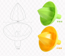 Fruit & Vegetable Tools Convenient Fruit Tools Plastic Hand Manual Squeezer Orange Lemon Juice Press Squeezer Citrus Juicer
