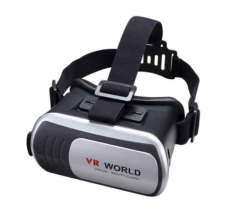 NEW Google Cardboard <font><b>VR</b></font> <font><b>WORLD</b></font> <font><b>Box</b></font> <font><b>Version</b></font> <font><b>Virtual</b></font> <font><b>Reality</b></font> <font><b>vr</b></font> Glasses For <font><b>VR</b></font> <font><b>Box</b></font> Headset 3D Movie Video Game with Headphone