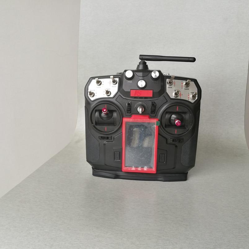 Original FS-I8 2.4G 8CH RC Transmitter TX +i8 IA6B/ IA10B RX