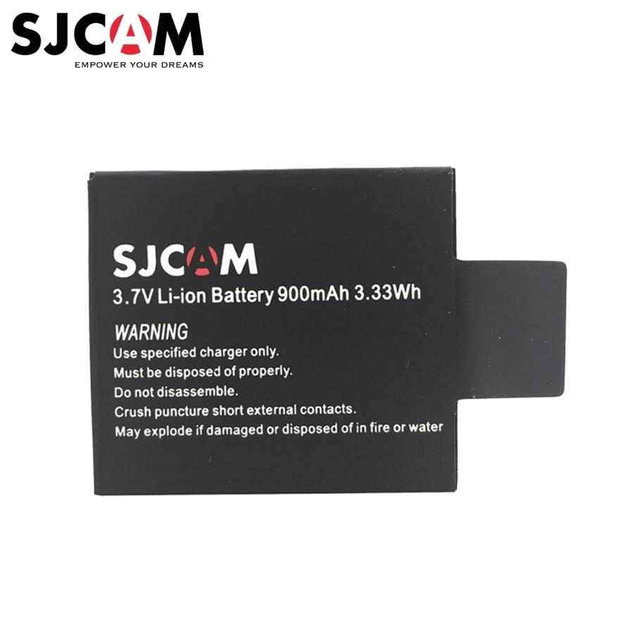 Original Sjcam Battery for Sjcam Sj5000 Sj5000 Wifi Sj5000x Sj5000 Plus Sj4000 Sj4000 Wifi M10 Series