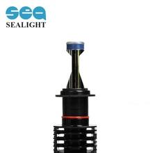 SEALIGHT H7 Conversion Kit 90 W/Set 12000LM/Комплект Автомобиля Стайлинг Свет 6000 К Яркий Белый Авто лампа Противотуманная Фара, Plug & Play