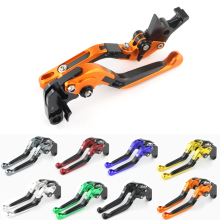 Fit For KTM 690 DUKE 2012 2013 SMC/SMC R 2008-2012 660 SMC 2003-2006 Motorcycle CNC Adjustable Levers Brake Clutch Aluminum