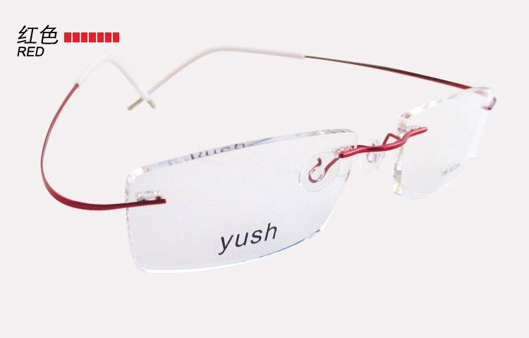 9e6abf4865 gafas Cuadros Del Detalle: si usted compra este marco, junto con las lentes  de prescripción, usted puede elegir una forma de la lente de la siguiente  manera ...