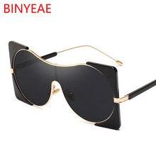3391b5a8d Óculos De Sol Mulheres Famosa Marca de Luxo Da moda 2019 Gothic Hippie  Óculos Grandes Óculos Moldura Completa Unisex Preto Óculo.