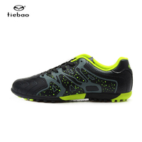 TIEBAO Soccer Shoes Adult Teenagers Sports Football Boots TF Turf Sneakers Atheletic Football Boots Parent Kid Shoes EU30 45