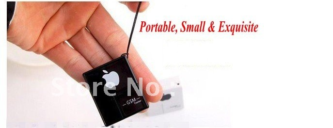 Sale Apple Logo Gsm Tracker For Automobile Tracking Device