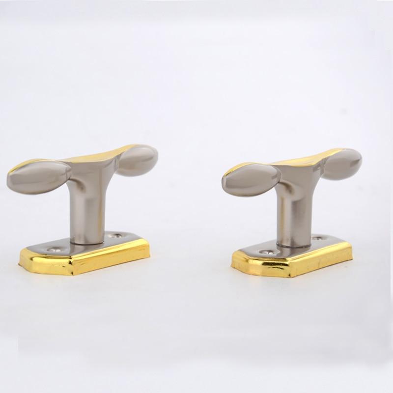 HILUKE Zinc alloy window handle / rotating casement window door handle accessories 2 pieces
