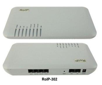Бесплатная Доставка почтой! RoIP-302 (радио по IP/Интернет-протоколу) для голосовой связи-roip voip шлюз