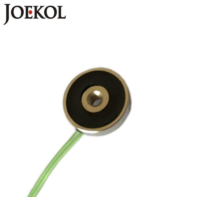 New arrival JK15/5 DC 6V 12V 24V Solenoid Sucker Holding Electric Magnet Lifting 1KG Electromagnet Non-standard custom