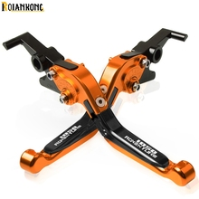 Motorcycle CNC Adjustable Brake Clutch Levers handle Accessories For KTM ADVENTURE 1050 2016 ADVENTURE1050