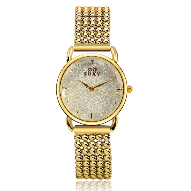 2018 New Hot Sell Women Bracelet Watches Fashion Lady Gift Gold Designer Top Lux
