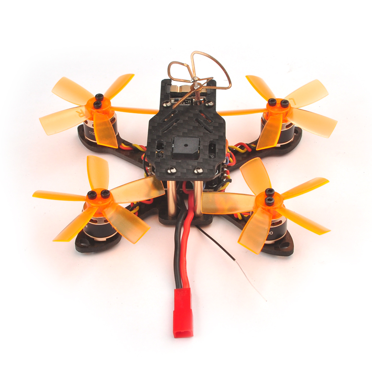 Toad 90 Micro Brushless Racing FPV Drone With Camera F3 DSHOT Flight Controller with Frsky / Flysky / DSM2/X RX Receiver BNF special edition eachine minicube flytower 20x20mm compatible for frsky for flysky for dsm rx receiver f3 flight controller esc