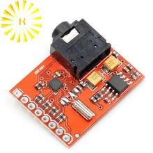 Si4703 Sintonizador FM Placa de Avaliação placa de sintonizador de rádio