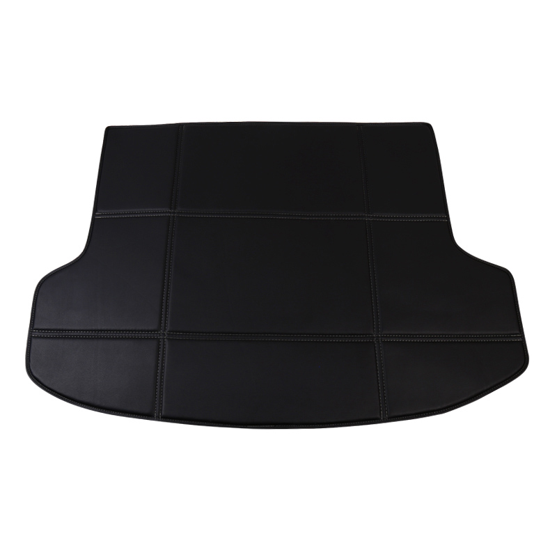 Custom fit Car Trunk mat for BMW 5 series E60 E61 F07 F10 F11 518d 520d 523d 525d 528d 530d 535d 540d tail box floor tray liner at brake accelerator foot gas plate pedal parts for bmw f07 f10 f11 f18 e53 e60 e61 g30 g31 520 525 528 530 535 2009 2015