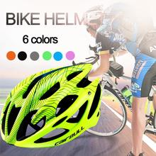 Superlight Breathable Cycling Safety Hat Casque MTB Road