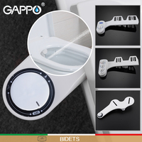 GAPPO Toilet Seats clean cover bidet seat toilet seat lid heated bidet cover simple bidet seats abattant wc tapa wc