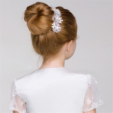 Wedding Hair Crown for Bridal Bride Girls