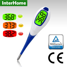 Waterproof Family Digital Thermometer For Fever Detection