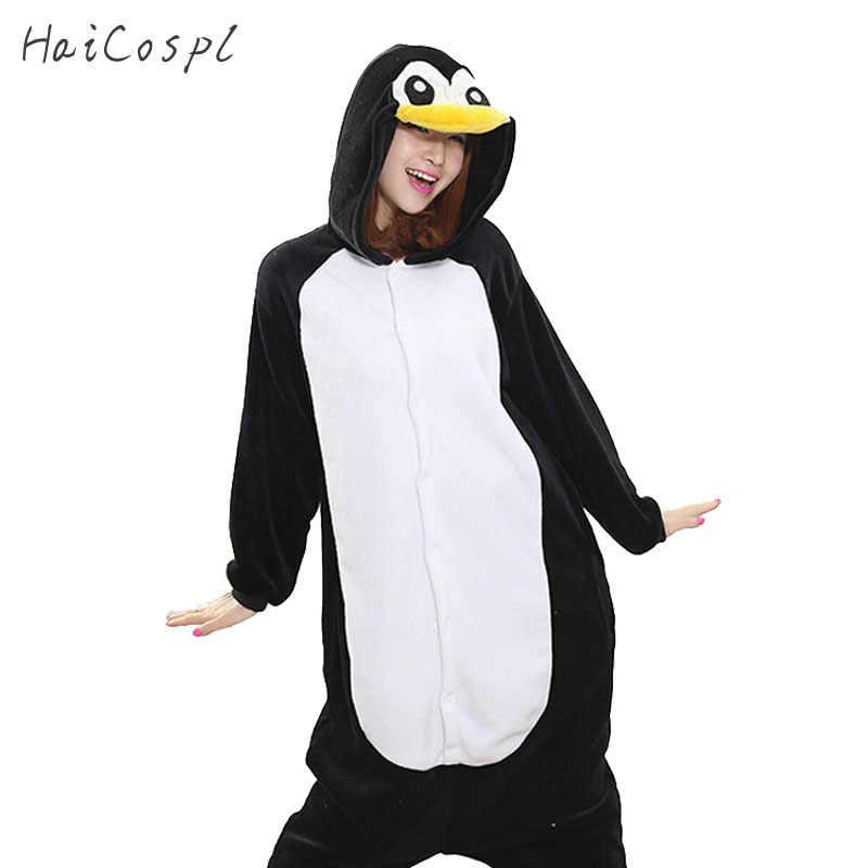 9bb3e3e069 Detail Feedback Questions about Kigurumi Penguin Onesie Women Pajama ...