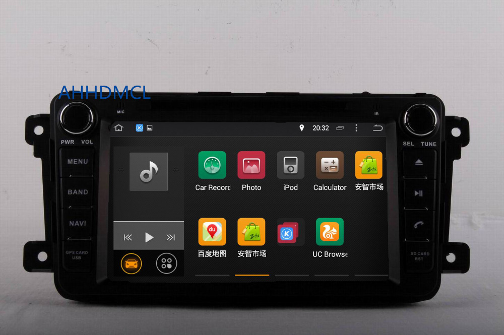 Excellent AHHDMCL Car Multimedia Player Stereo Radio DVD Android 9.0 Navigation For Mazda CX-9 2007 2008 2009 2010 2011 2012 2013 ~Up 5
