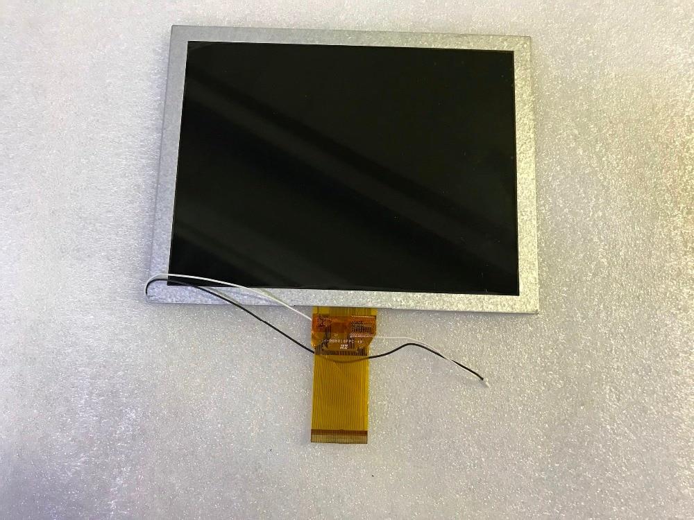 H-B08018FPC-40  LCD Display screen tq7037cust fpc lcd displays screen