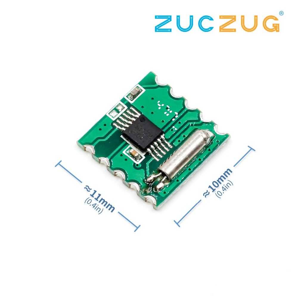 FM Stereo Radio RDA5807M Wireless Module RRD-102V2.0 For Arduino