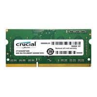Crucial ordinateur portable de haute qualité mémoire Ram 1.35 v DDR3L 1600 Mhz 8 GB 4 GB pour ordinateur portable Sodimm Memoria Compatible avec DDR3 1066 1333 MHz
