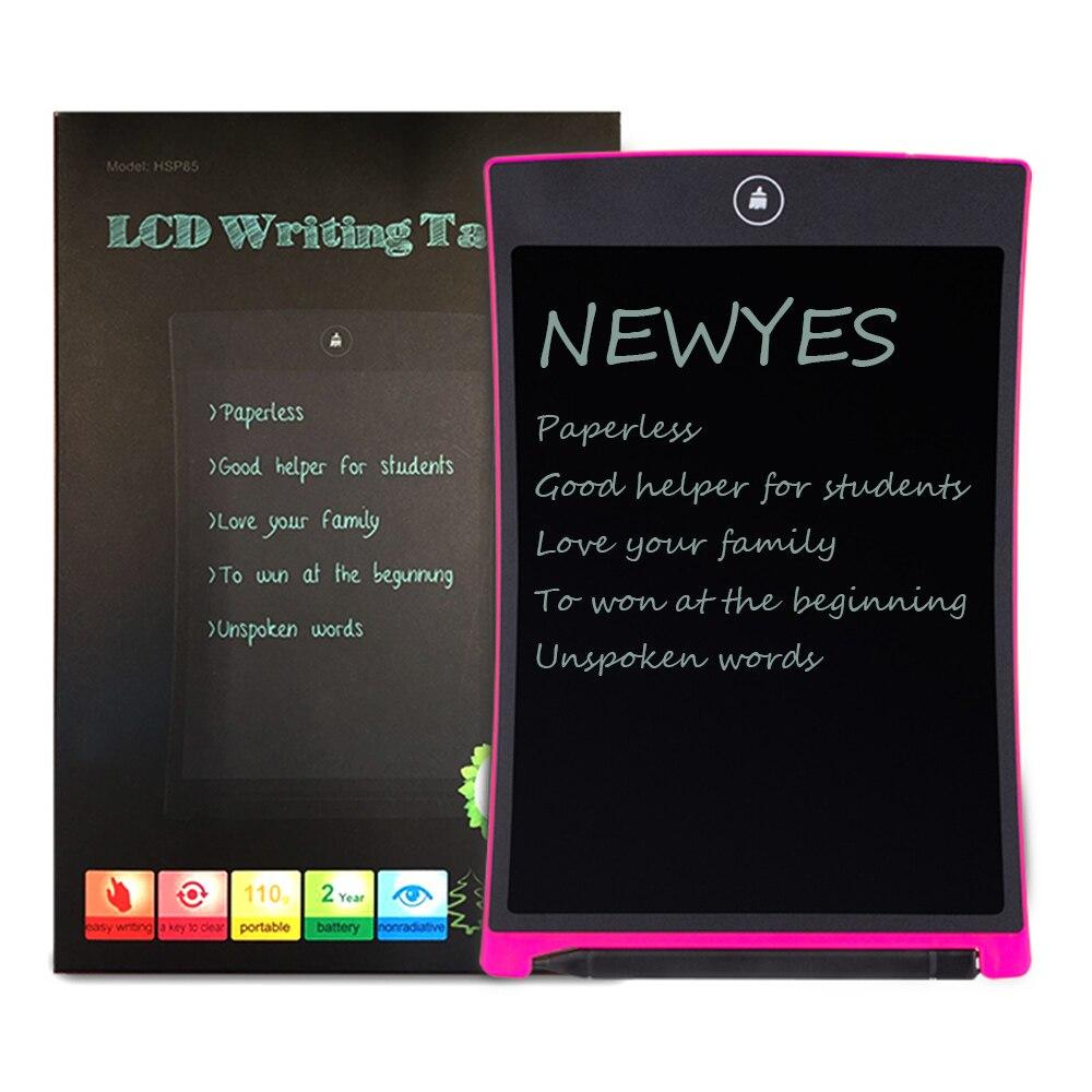 NEWYES 8,5 düym Ultra-nazik LCD Yazılı Tabletlər Portativ - Portativ audio və video - Fotoqrafiya 6