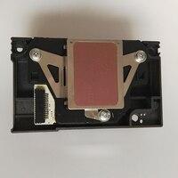 Original F180000 Inkjet Print Head Printhead For Epson R330 L801 T50 T60 L800 PX650 L850 R290