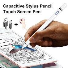 Active Stylus TouchScreen Pen Smart Capacitance Pencil For A