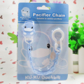 Pacifier Animal Holder Clip Dummy Mouth Personalized Pacifier Chain Soother Clip Accessories Baby Teether Care Product 501116