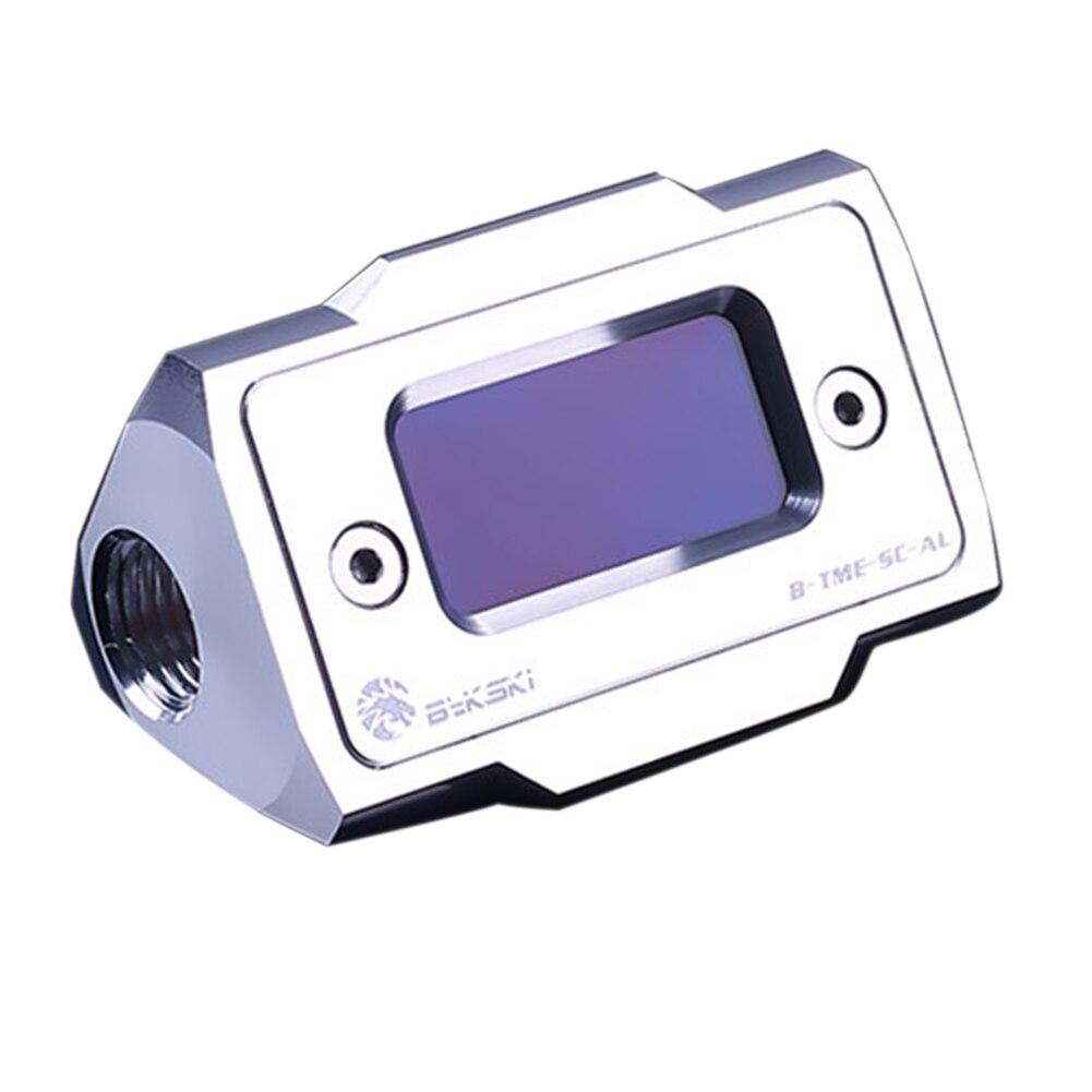 Système de refroidisseur d'eau thermomètre de température affichage numérique ordinateur professionnel Mini compteur de température facile à installer en temps réel