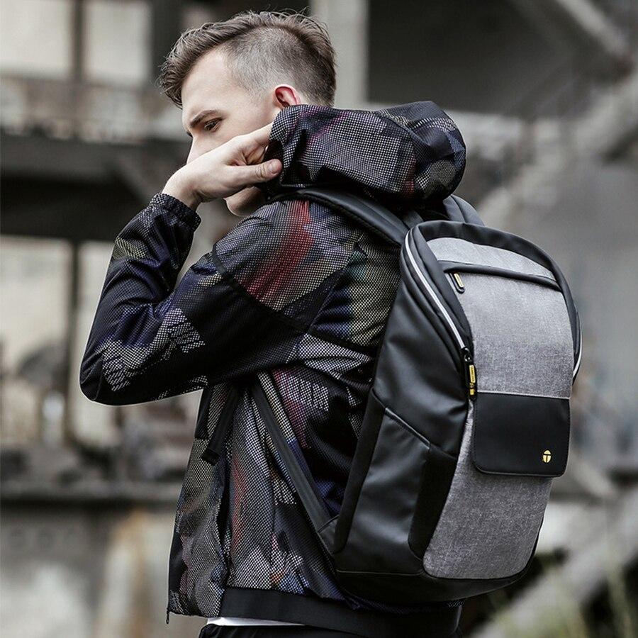 Mode Oxford imperméable à l'eau sacs à dos pour hommes grande capacité sac d'école Camping randonnée sac à dos voyage sac à dos sac d'ordinateur d'affaires