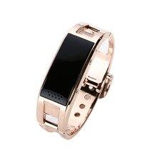 Bluetooth Sport Smart Uhr Schrittzähler Schlaf Tracker Claories Intelligente Armband Tragbare Gerät Smartwatch Aplus Uhr Sync Notifier