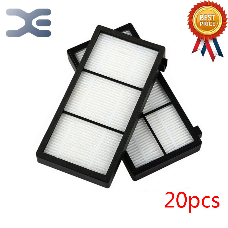 20Pcs Lot Vacuum Cleaner Parts High Quality IRobot 800 Series Sweeping Robot Accessories Filter Sea Apa Filter Cotton 20pcs lot vacuum cleaner parts high quality irobot 800 series sweeping robot accessories filter sea apa filter cotton