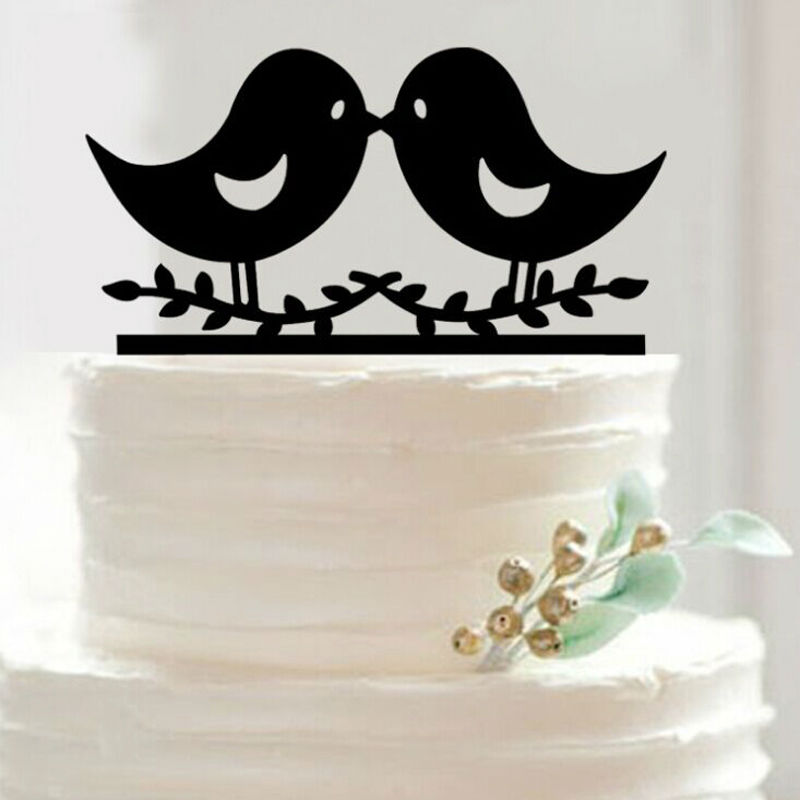 wedding cake topper stands two birds wedding cake topper cake stand 26607