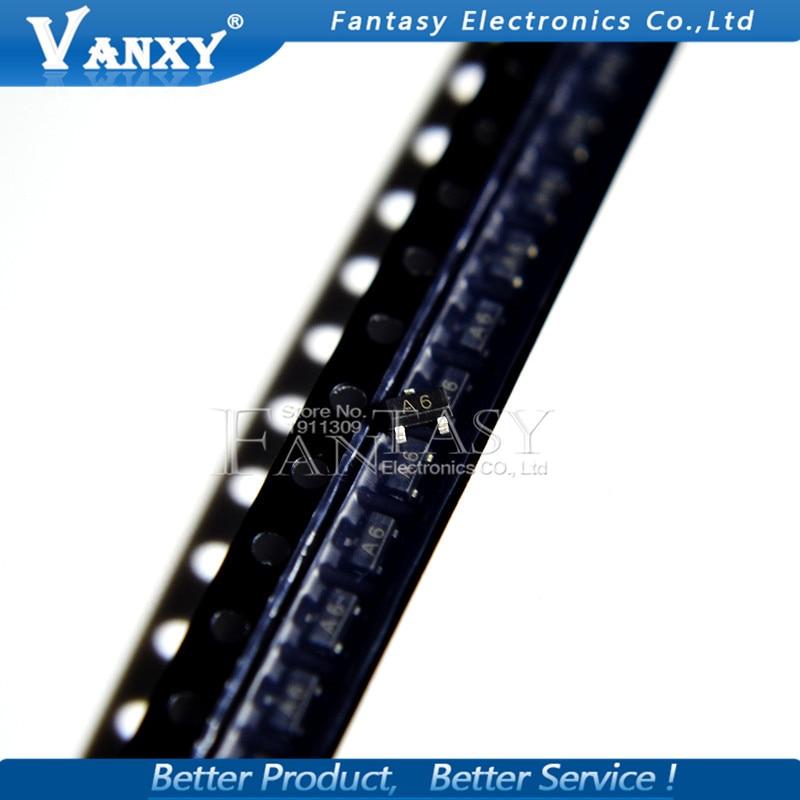 100pcs BAS16 SOT23 A6 SOT High-speed diode new and original100pcs BAS16 SOT23 A6 SOT High-speed diode new and original