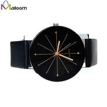 2018 Women watches New Luxury Casual Analog Alloy Quartz Watch Leather Bracelet Watches Gift Relogio Feminino Reloj Mujer