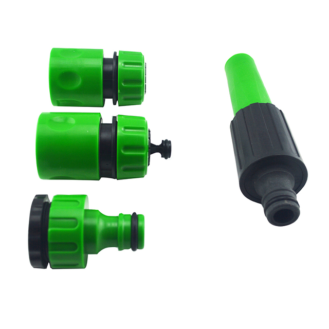 Gesu Garden Hose Nozzle Water Tap Fittings Connector Threaded Quick Connectors Quick Adapter Fitting kit Switcher  sc 1 st  AliExpress.com & Gesu Garden Hose Nozzle Water Tap Fittings Connector Threaded Quick ...